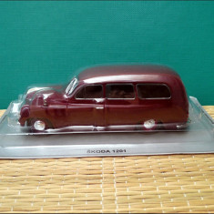 Macheta Skoda 1201 (1955) 1:43 De Agostini