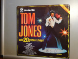Tom Jones – 20 Greatest Hits (1978/K-Tel/RFG) - Vinil/Vinyl/Impecabil