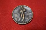 Medalie WW2 Elvetia Higuenin Le Locle  I. VIII. 1940 - Al doilea razboi mondial
