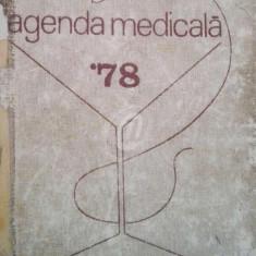 Agenda medicala 78