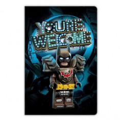 Agenda LEGO Movie 2 Batman (52340)