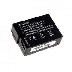 Acumulator compatibil Panasonic DMW-BLC12 1000 mAh Negru
