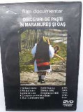 DVD Film documentar- OBICEIURI DE PASTI IN MARAMURES SI OAS, Romana