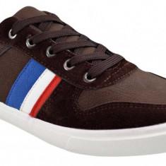 Pantofi casual barbati maro France, 40 - 44
