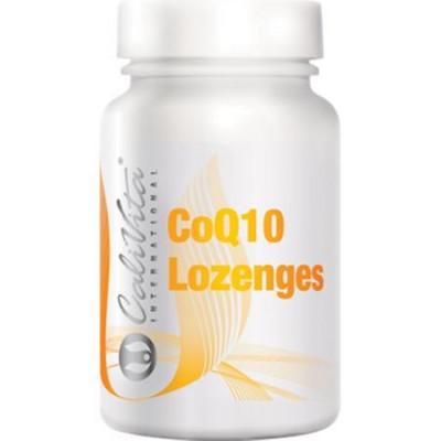 CoQ10 Lozenges 30 tablete CaliVita foto
