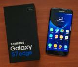 Samsung S7 Edge, GARANTIE si Factura, 32GB, Negru, Neblocat