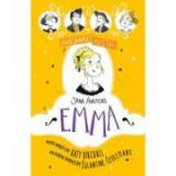 Awesomely Austen - Illustrated and Retold: Jane Austen's Emma - Katy Birchall, Jane Austen