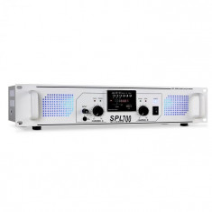Skytec PA Amplificator Skytec SPL 700, USB, port SD 2000 W