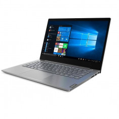 Laptop Lenovo ThinkBook 14-IML 14 inch FHD Intel Core i7-10510U 16GB DDR4 512GB SSD Intel UHD Graphics Windows 10 Pro Mineral Grey