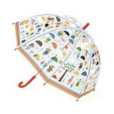 Umbrela Djeco in ploaie