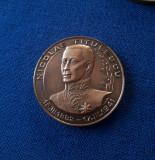 Medalie Nicolae Titulescu - Muzeul de istorie Brasov