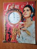 revista femeia decembrie 1967-articol si foto orasul galati,nr. de anul nou