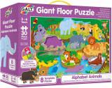 Puzzle Podea: Alfabetul animalutelor (30 piese) PlayLearn Toys, Galt