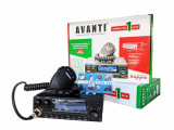 Statie Radio CB AVANTI Kappa 50 AutoSquelch * Editie noua 2021 *