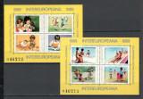 Romania.1989 Colaborarea cultural-economica-bloc  HR.520, Nestampilat