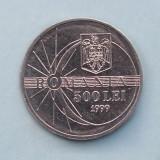 ROMANIA  -  500 Lei 1999  -  SOLAR  ECLIPSE