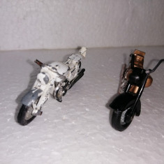 bnk jc matchbox Lesney - lot 2 motociclete