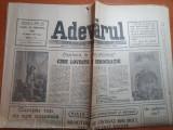 Ziarul adevarul 20 februarie 1990-revolutia a slabit din intesitate