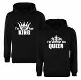 Set hanorace I'm her King/I'm his Queen COD SH101