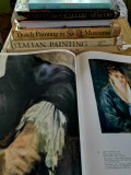 French painting, A3 (35x27) cm,album de arta-reproduceri-Hermitage, Leningrad