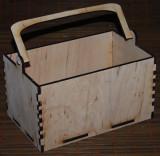 Cos lemn Maria - mare