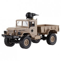 Camion cu telecomanda si camera Rebel Truck
