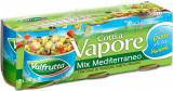 Mix mediteranean pre-gatit la abur 3x150g Valfrutta