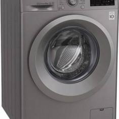 Masina de spalat rufe LG F4J5TN7S.AESQWMR 8kg 1400rpm Clasa A+++ Inox