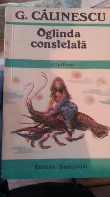Oglinda constelata – G. Calinescu foto