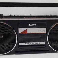Radio Casetofon Sanyo M9709K