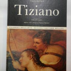 TIZIANO (TITIAN) - Album RIZZOLI in italiana
