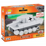 Cumpara ieftin Set de construit Cobi, World of Tanks, Panther Nano Tank (60 pcs)