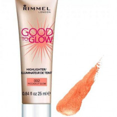 Iluminator Rimmel Good To Glow 002 Piccadilly Glow 25 ml