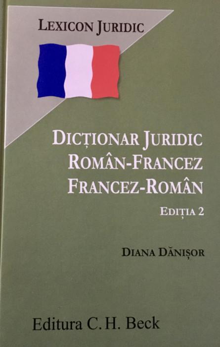Vand Dictionar Juridic Francez-Roman Roman- Francez