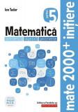 Cumpara ieftin Matematică. Aritmetică, algebră, geometrie. Caiet de lucru. Clasa a V-a. Inițiere. Partea I