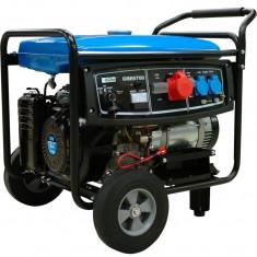Generator de curent pe benzina GSE 6700 9500W Guede GUDE40635 12CP