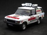 Macheta Range Rover 1980 Altaya 1/43, 1:43