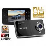 Camera Video Auto DVR Full HD 1080 cu Ventuza si Senzor de Miscare.NOU