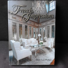 FRENCH IMPRESSIONS - BETTY LOU PHILLIPS (ALBUM, TEXT IN LIMBA ENGLEZA)