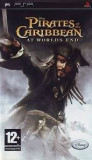 Joc PSP Disney - Pirates of the Caribbean at Worlds end - A