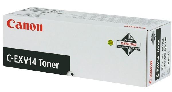 Toner original Canon C-EXV14