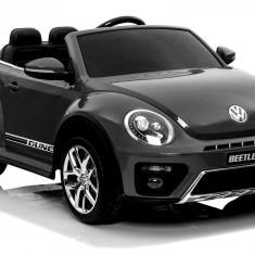 Masinuta electrica Volkswagen Beetle, negru