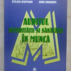 Auditul securitatii si sanatatii in munca - A. DARABONT , S. NISIPEANU