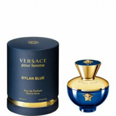 Apa de parfum Versace Dylan Blue Pour Femme, 100 ml, pentru femei