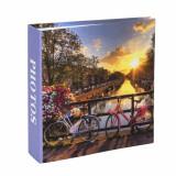 Cumpara ieftin Album foto Pufo, model Bike lovers in town, 200 poze, 22 x 22 cm