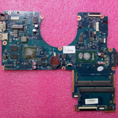 Placa de baza HP 15-AX i7-6500U Nvidia GeForce 920m