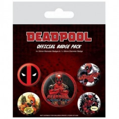 Insigna - Deadpool - mai multe modele | Pyramid International