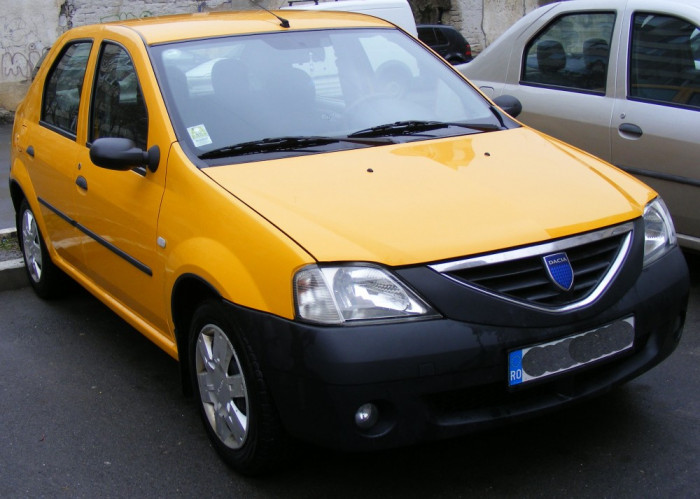 Dacia Logan Laureate