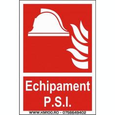 Indicator Echipament P.S.I. - Semn Protectia Muncii