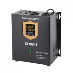 UPS CENTRALE TERMICE SINUS PUR 700W 12V KEMOT EuroGoods Quality